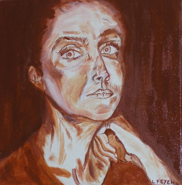 Laure Feyen - auto portrait