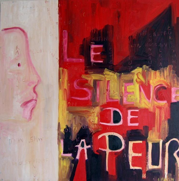 Laure Feyen - le silence dela peur