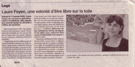 ouest France 18/08/05