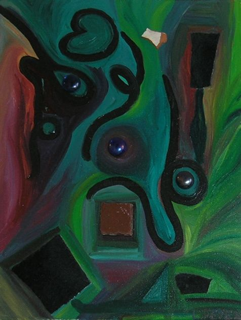 Laure Feyen - vert carré